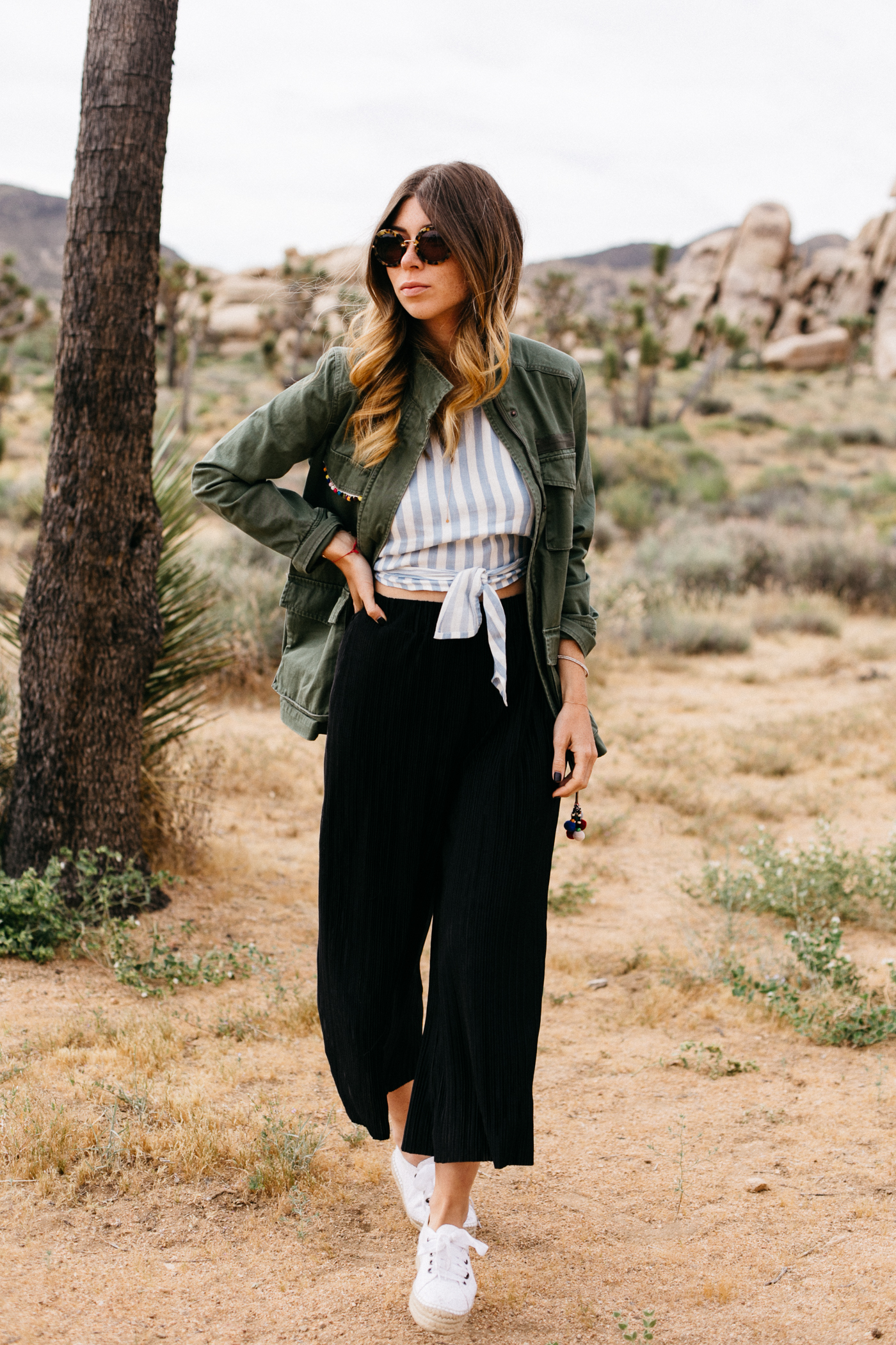Joshua Tree National Park Outfit | Bikinis & Passports