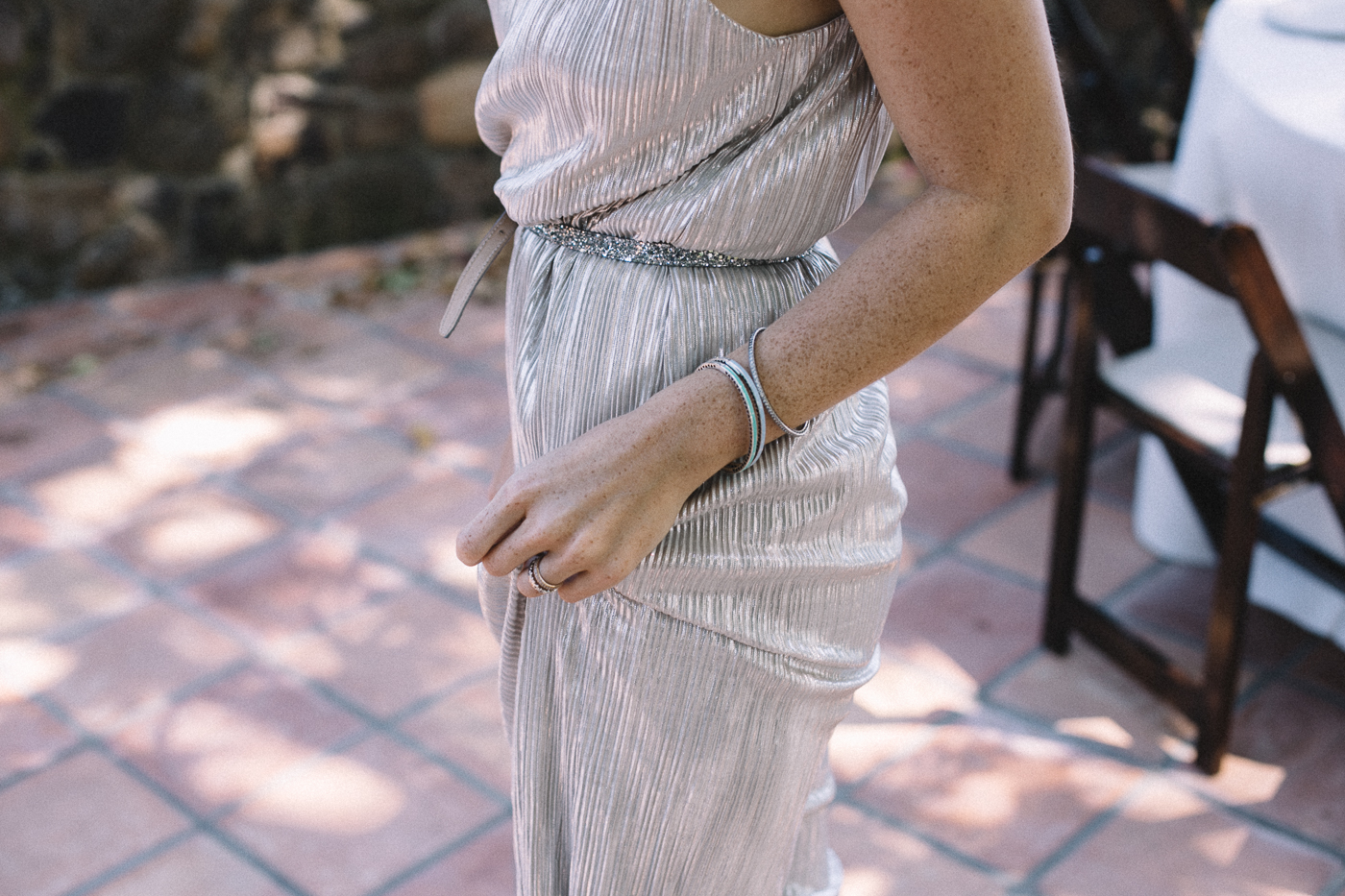OUTFIT: Wedding Guest with Pandora | Bikinis & Passports