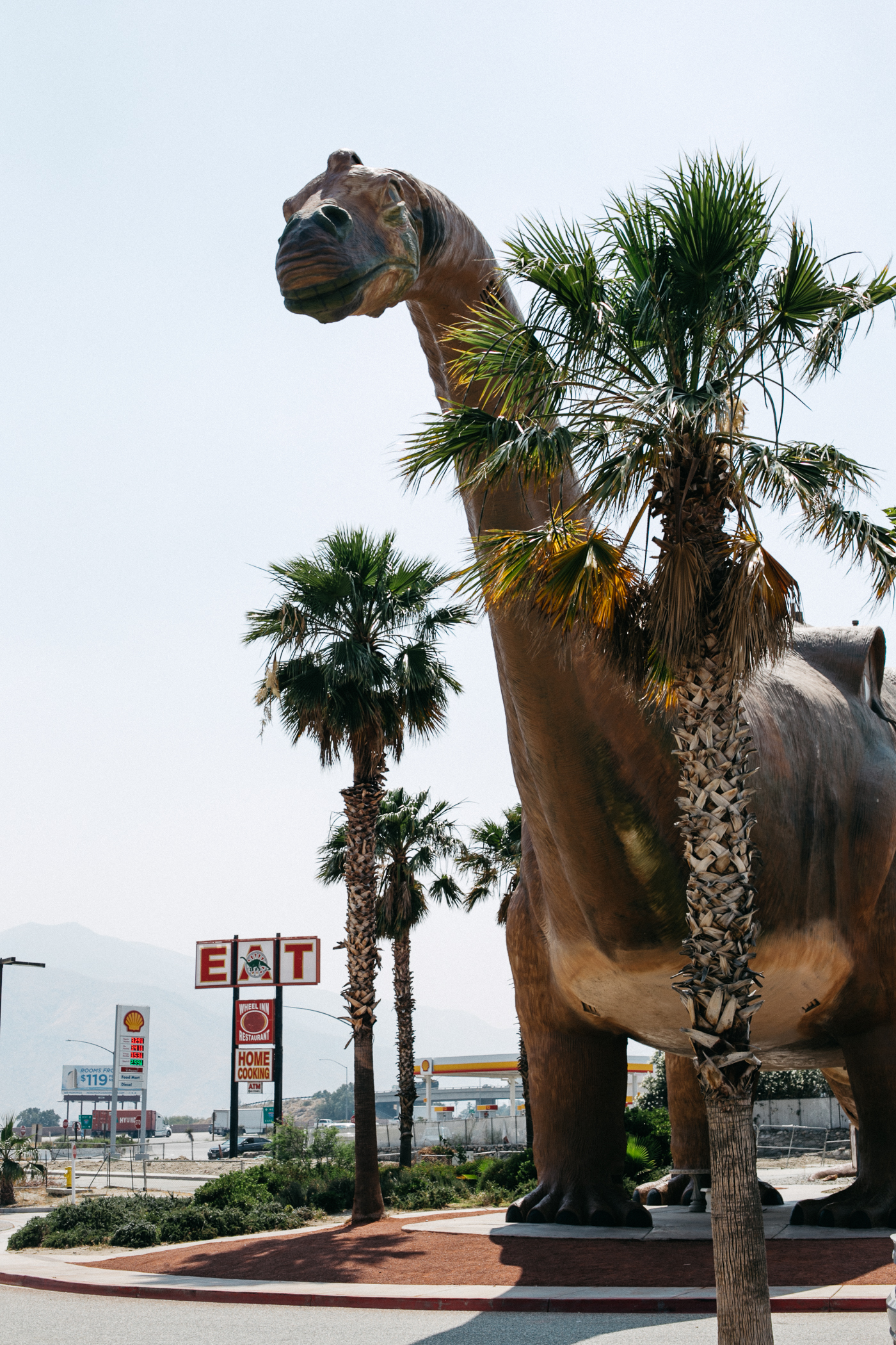 Things To Do In Palm Springs: Cabazon Dinosaurs | Bikinis & Passports