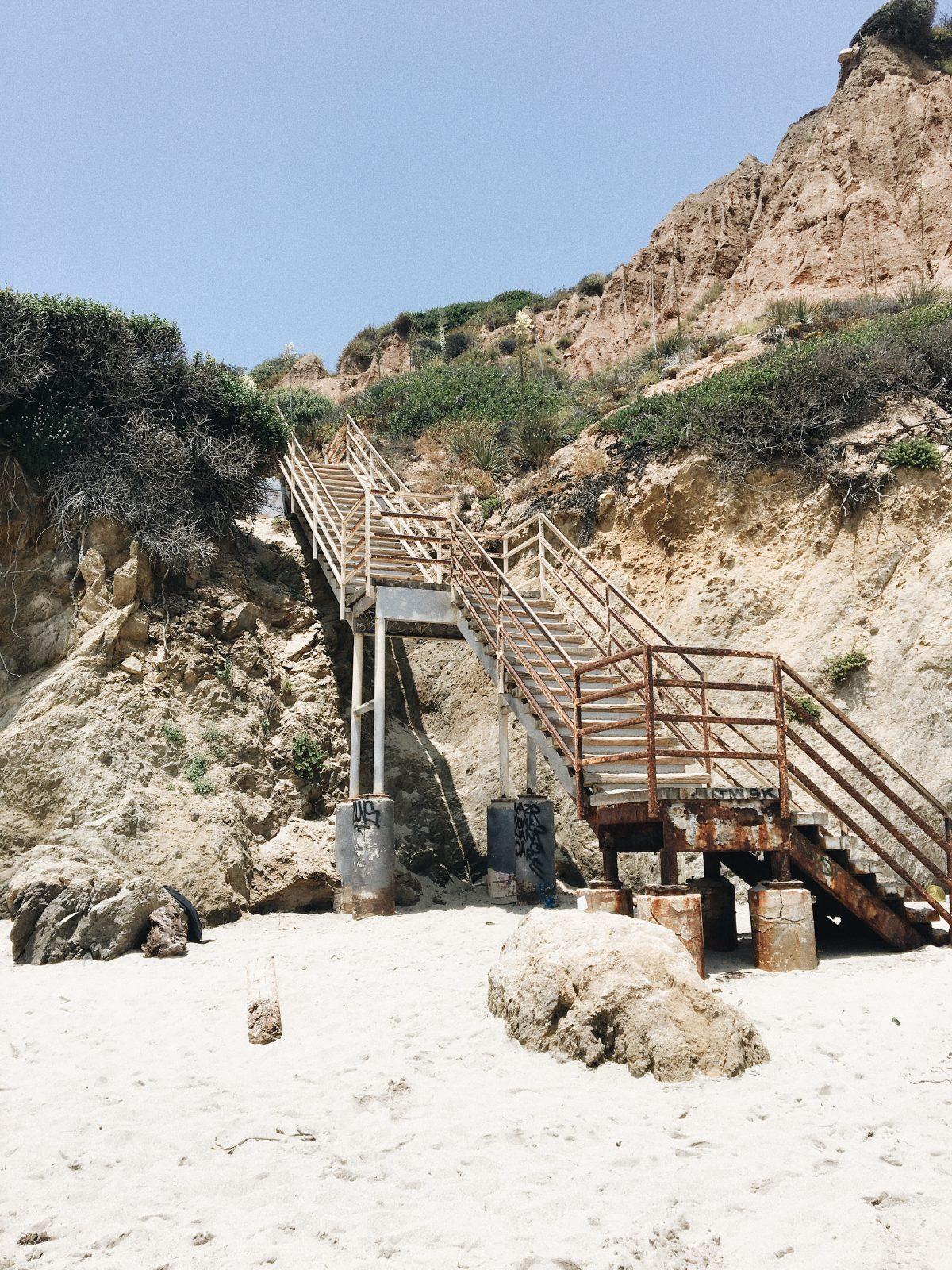 El Matador State Beach Malibu | Bikinis & Passports