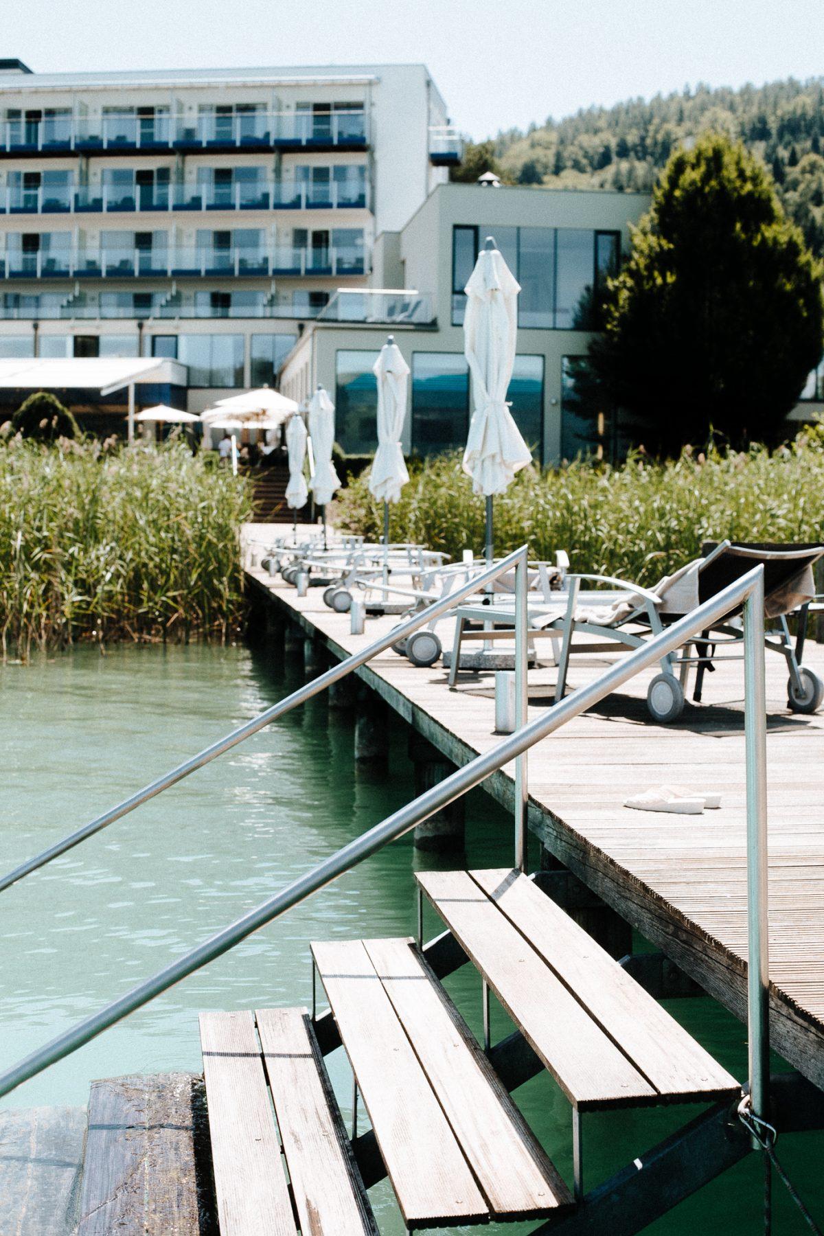 VIVAMAYR Maria Wörth Review: Detox Diary Part 1   Bikinis & Passports